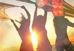 Сlipart Beach Party Summer Dancing Teenager   BillionPhotos