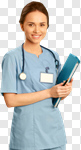 Сlipart Nurse Healthcare And Medicine Doctor Clinic Hospital photo cut out BillionPhotos
