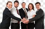 Сlipart Business Team People Occupation Success photo cut out BillionPhotos