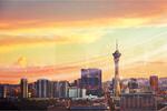Сlipart dubai skyline desert sunset business   BillionPhotos