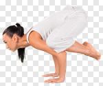 Сlipart Yoga Pilates Flexibility Balance Women photo cut out BillionPhotos