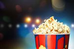 Сlipart Popcorn Movie Film Bucket Isolated   BillionPhotos