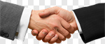 Сlipart Handshake Business Partnership Businessman Agreement photo cut out BillionPhotos