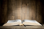 Сlipart open christian christianity book old photo  BillionPhotos