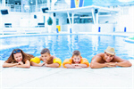 Сlipart pool kids resort son wet photo  BillionPhotos