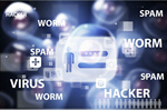 Сlipart data cyber virus hacked attack   BillionPhotos