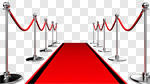Сlipart Red Carpet Movie Hollywood - California Carpet Party 3d cut out BillionPhotos