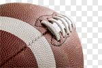 Сlipart Football Sport Textured Close-up Ball photo cut out BillionPhotos