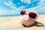 Сlipart money savings bank banking summer photo  BillionPhotos
