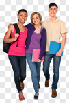 Сlipart Teenager Student Teenagers Only College Student Cheerful photo cut out BillionPhotos