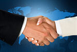 Сlipart Handshake Business Global Business Global Communications Partnership   BillionPhotos