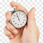 Сlipart time clocking clock stopwatch timer photo cut out BillionPhotos