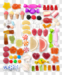 Сlipart Candy Isolated Variation Chewing Gum Fish photo cut out BillionPhotos