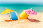 Сlipart easter beach egg tourism summer photo  BillionPhotos