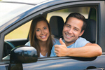 Сlipart Car Inside Of People Couple Cheerful photo  BillionPhotos