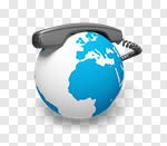 Сlipart Internet Globe Computer Technology Computer Network 3d cut out BillionPhotos