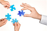 Сlipart Teamwork Cooperation Jigsaw Piece Puzzle Conformity   BillionPhotos
