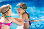 Сlipart pool school swimmer outdoor summer photo  BillionPhotos