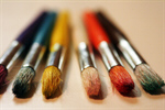 Сlipart business paintbrushes paint strokes paintstrokes photo  BillionPhotos
