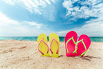Сlipart summer fun break pairs beach photo  BillionPhotos