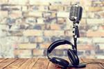 Сlipart radio broadcasting broadcast sound retro   BillionPhotos