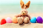 Сlipart easter beach sea decoration spring photo  BillionPhotos