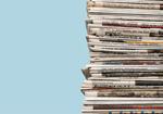 Сlipart Newspaper Journalist Backgrounds articles White   BillionPhotos