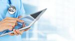 Сlipart Doctor using digital tablet doctor health medical clinic   BillionPhotos
