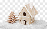 Сlipart gingerbread heap decoration nobody many photo cut out BillionPhotos