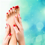 Сlipart spa closeup isolated hands pedicure   BillionPhotos