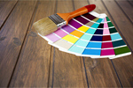 Сlipart Paint Paintbrush Color Swatch Color Image House   BillionPhotos