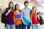 Сlipart Teenager Student Teenagers Only College Student Cheerful   BillionPhotos