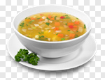 Сlipart Soup Vegetable Soup Bowl Food Vegetable photo cut out BillionPhotos