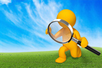 Сlipart Magnifying Glass People Three-dimensional Shape Searching Business   BillionPhotos