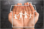 Сlipart Family Human Hand Protection Child Safety   BillionPhotos