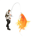 Сlipart fishing man fisherman boy concept   BillionPhotos