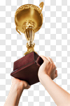 Сlipart Trophy Winning Award Sport Success photo cut out BillionPhotos