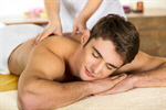 Сlipart Massaging Men Spa Treatment Health Spa Male photo  BillionPhotos