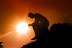 Сlipart Praying Depression Sadness Men Love photo  BillionPhotos
