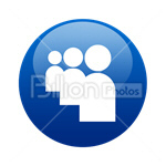 Сlipart myspace my space Sharing Bookmark Social Media vector icon cut out BillionPhotos