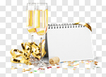 Сlipart New Year's Eve 2012 New Year's Day Champagne Party photo cut out BillionPhotos