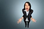 Сlipart Fear Surprise Terrified Emotional Stress Women   BillionPhotos