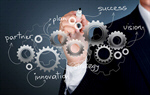 Сlipart partner power success vision business   BillionPhotos
