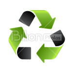 Сlipart Recycling Symbol Recycling ecology eco recyclable vector icon cut out BillionPhotos