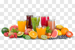 Сlipart fruit drink grape collection freshness photo cut out BillionPhotos