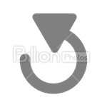 Сlipart reload arrow reload arrow reload icon render vector icon cut out BillionPhotos