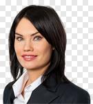 Сlipart Women Business Businesswoman Business Person Smiling photo cut out BillionPhotos