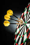 Сlipart Success Target Dart Darts Bull's-Eye photo  BillionPhotos