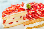 Сlipart cake decoration summer closeup strawberry photo  BillionPhotos