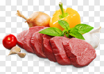 Сlipart meat butcher beef fresh food photo cut out BillionPhotos